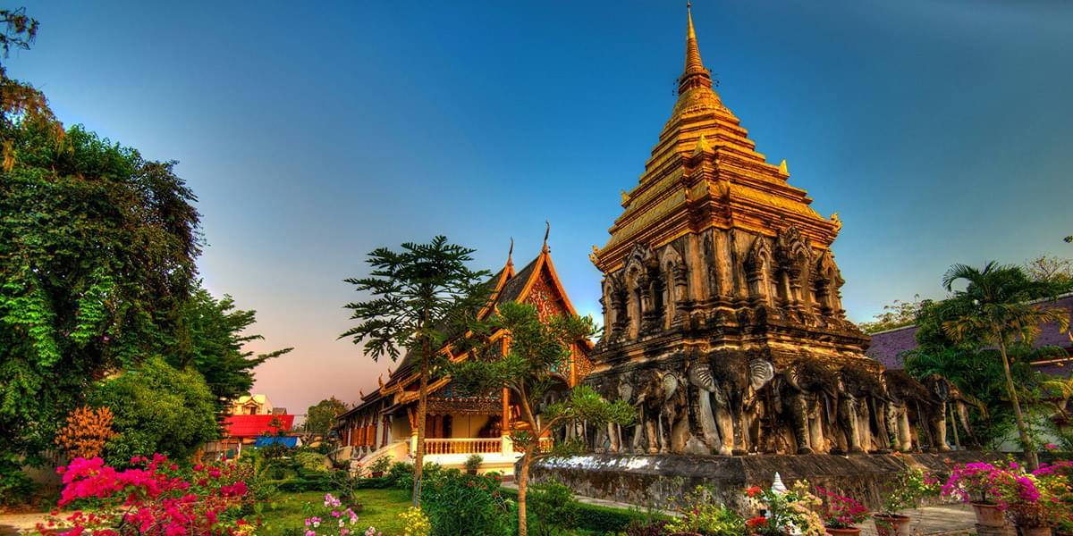 путешествия в Таиланд Everest touring