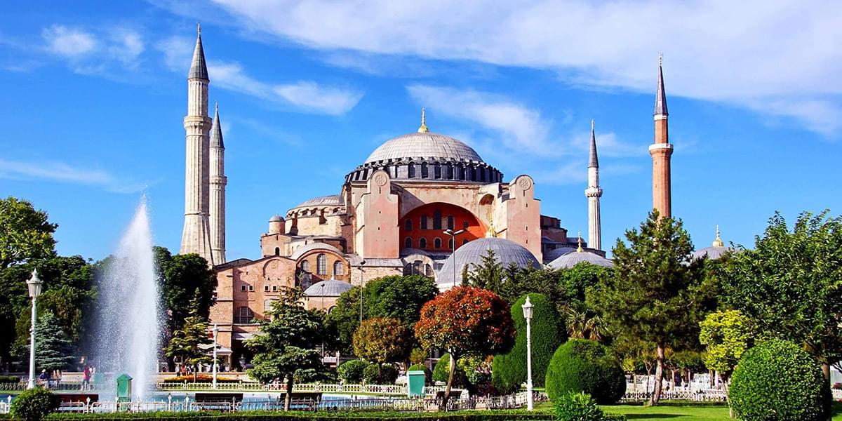 туры в Турцию от компании everest