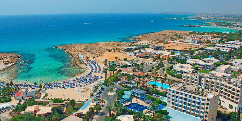 набережная Кипра