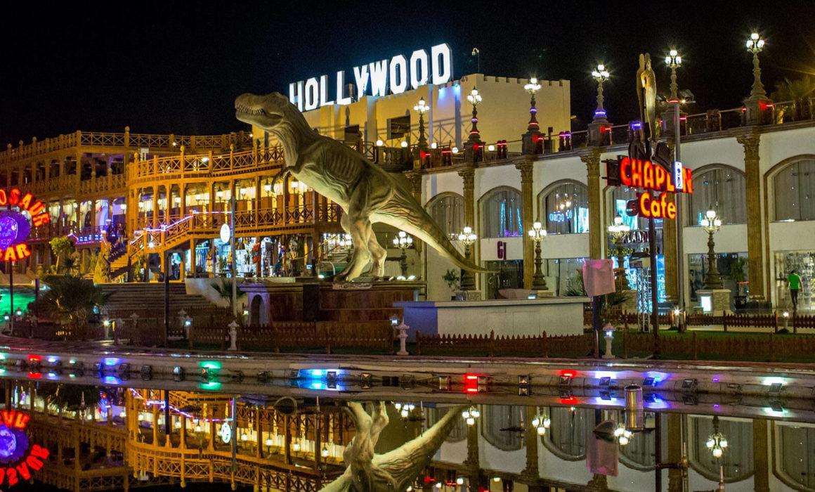 Голливуд Египет