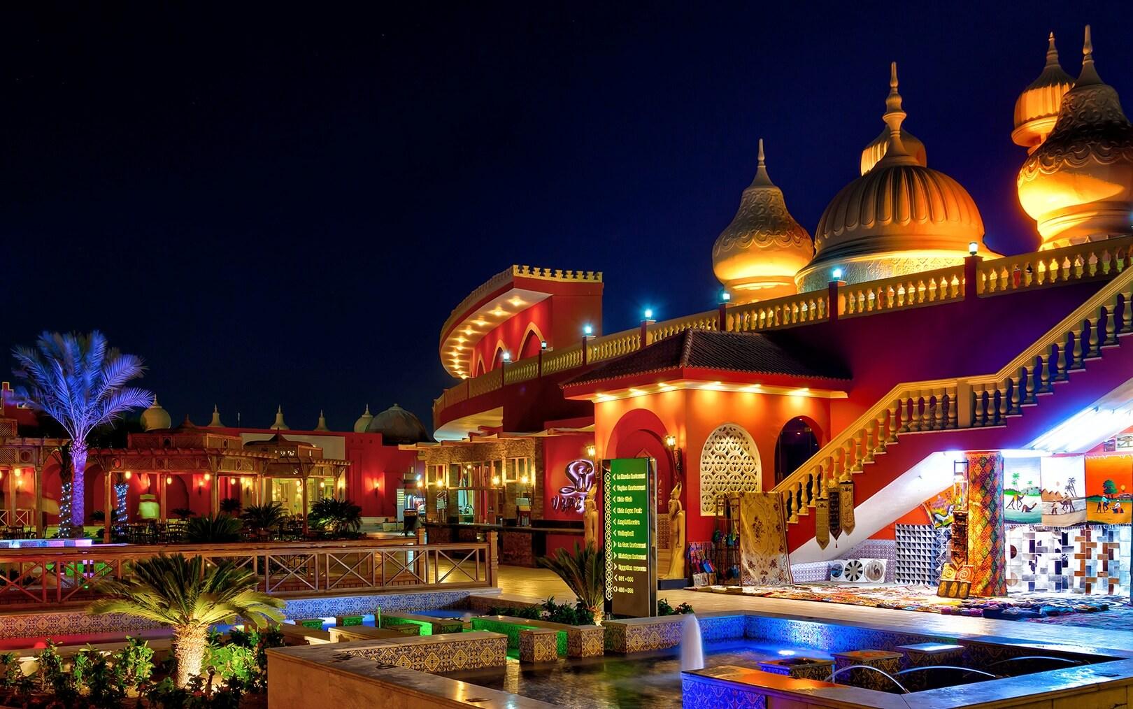 1001 ночь Египет