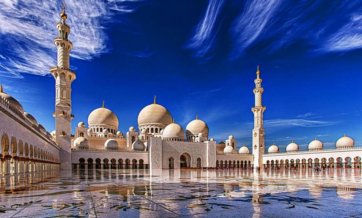 мечеть grand bur