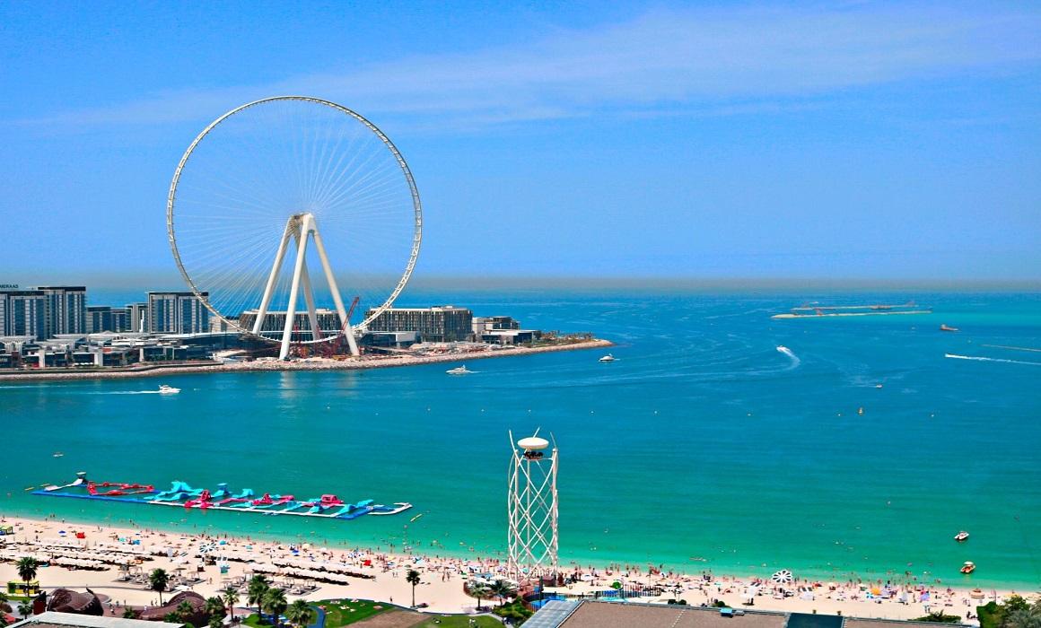 общественный пляж Marina