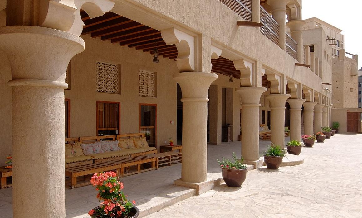 Дом шейха Саид Аль-Мактум